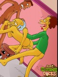 Simpsons gay sex